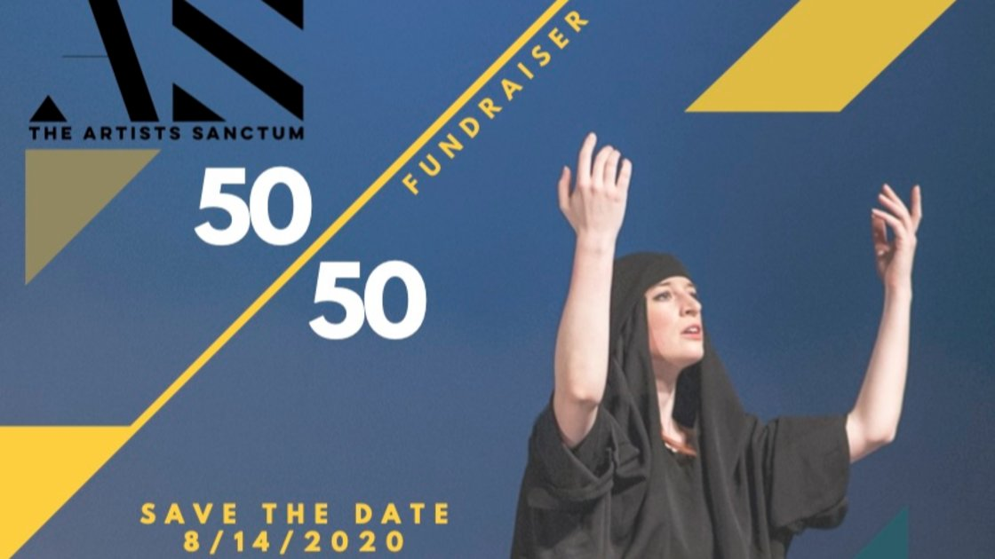 The Artists Sanctum 50/50 Fundraiser with EXIT12 Dance Company
