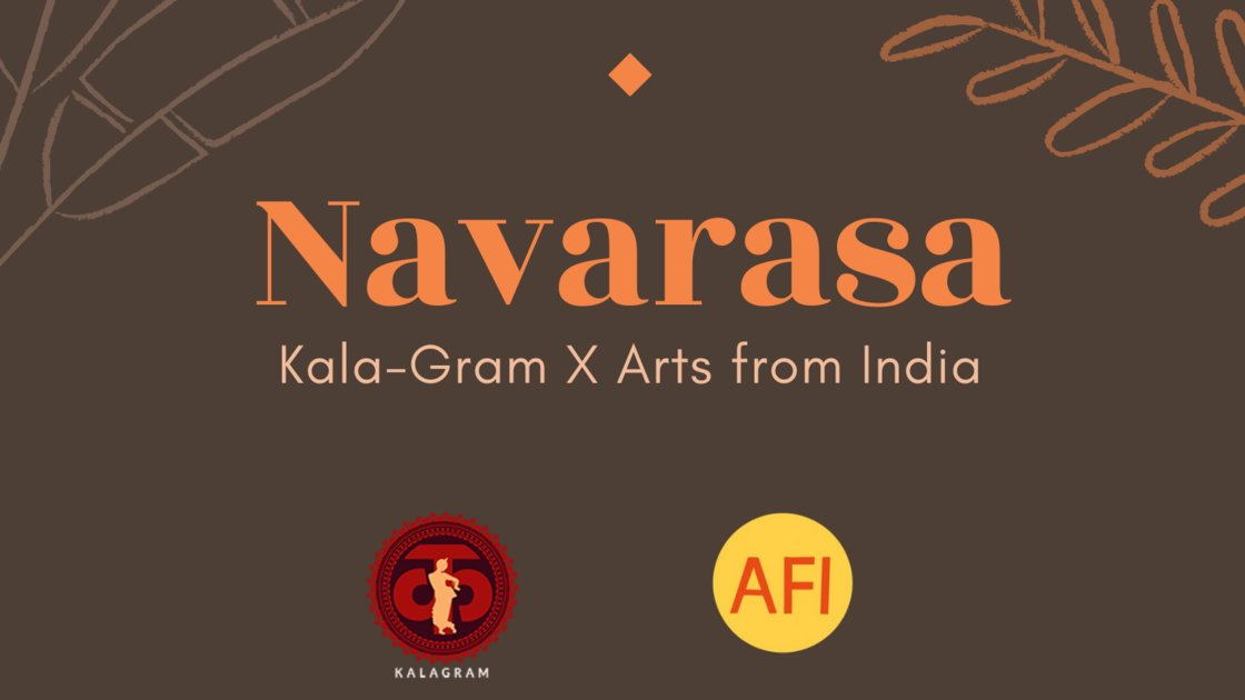 Arts From India - Navarasa Concert
