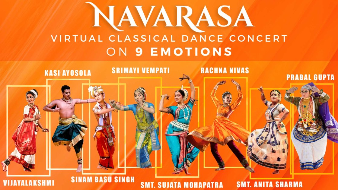Navarasa Concert - Presented by Arts from India in collaboration with Kalagram