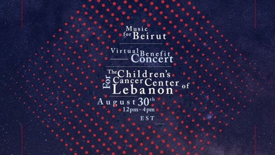 Music For Beirut - Virtual Benefit Concert