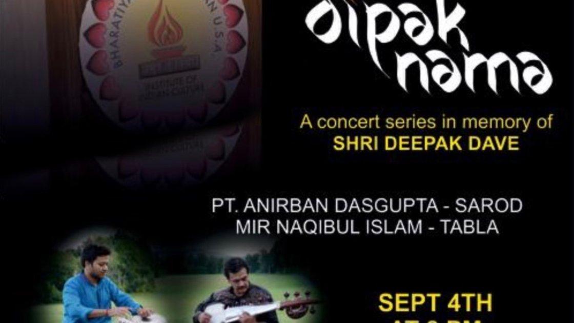 Deepak Nama Part I - Pt. Anirban Dasgupta & Mir Naqibul Islam