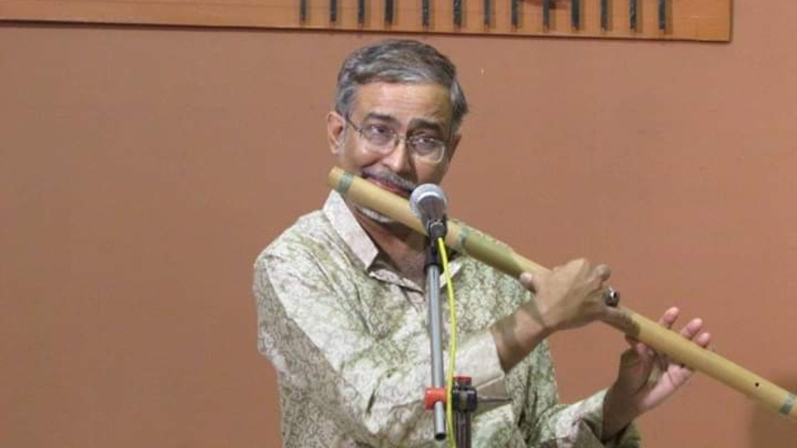 A morning Tribute to Ravi Shankar