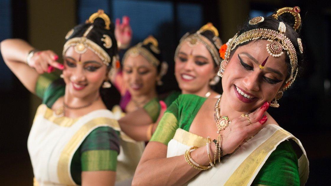 "Three Aksha presents ""Utsav"", a celebration of dance. Suggested Donation $20."