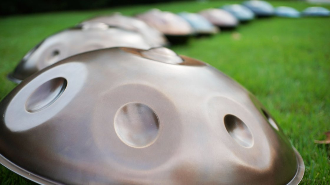Asheville Handpan Workshop (Outdoors at the Odyssey School)