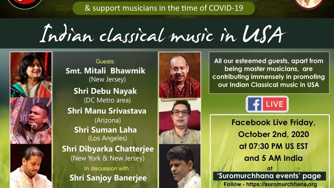Indian Classical Music in USA - A Panel Discussion