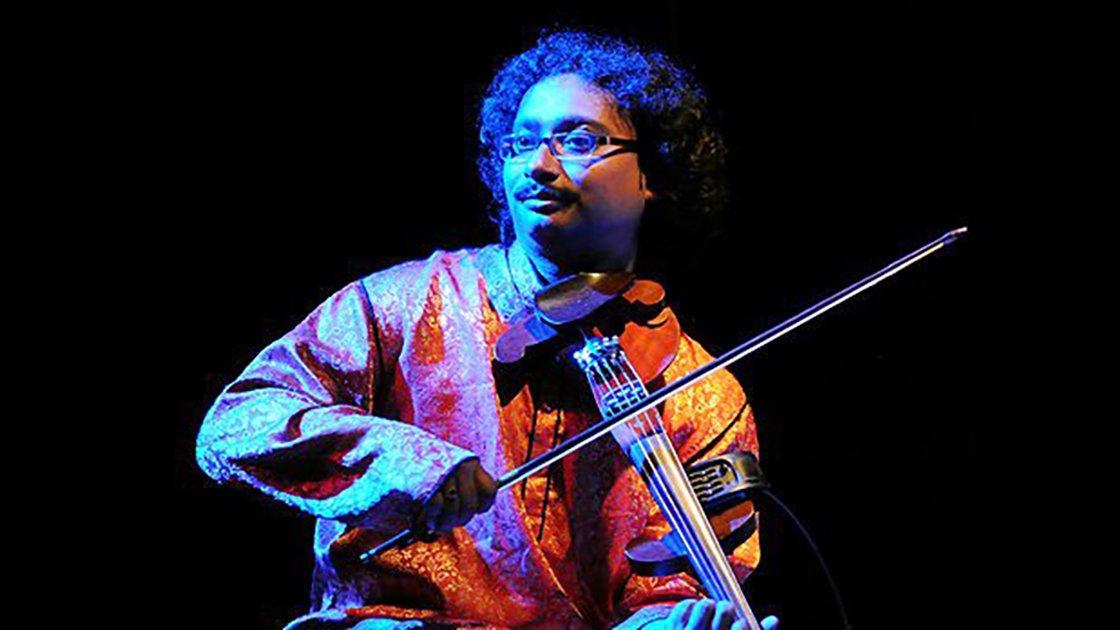 Hindustani Violin : Private Lesson with Indradeep Ghosh