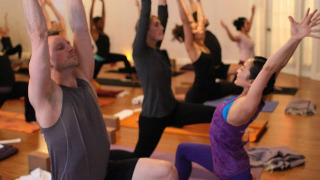 Visionary Yoga Kick-Off Session: Open to the Flow