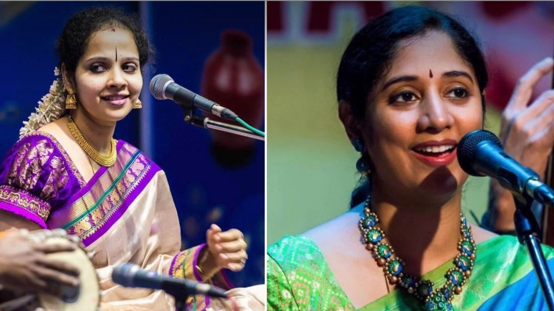 Navaratri Day 1: Nisha Rajagopal / K Gayathri / Adyar Balu