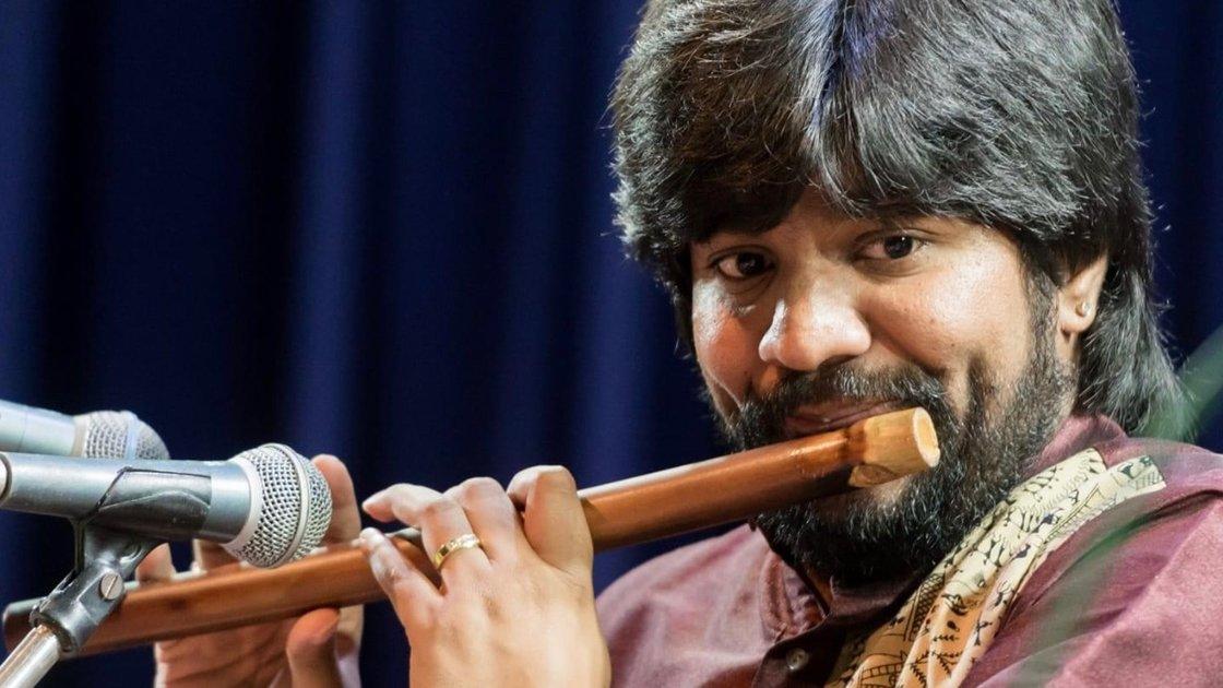 Navaratri Day 2: Flute JA Jayanth