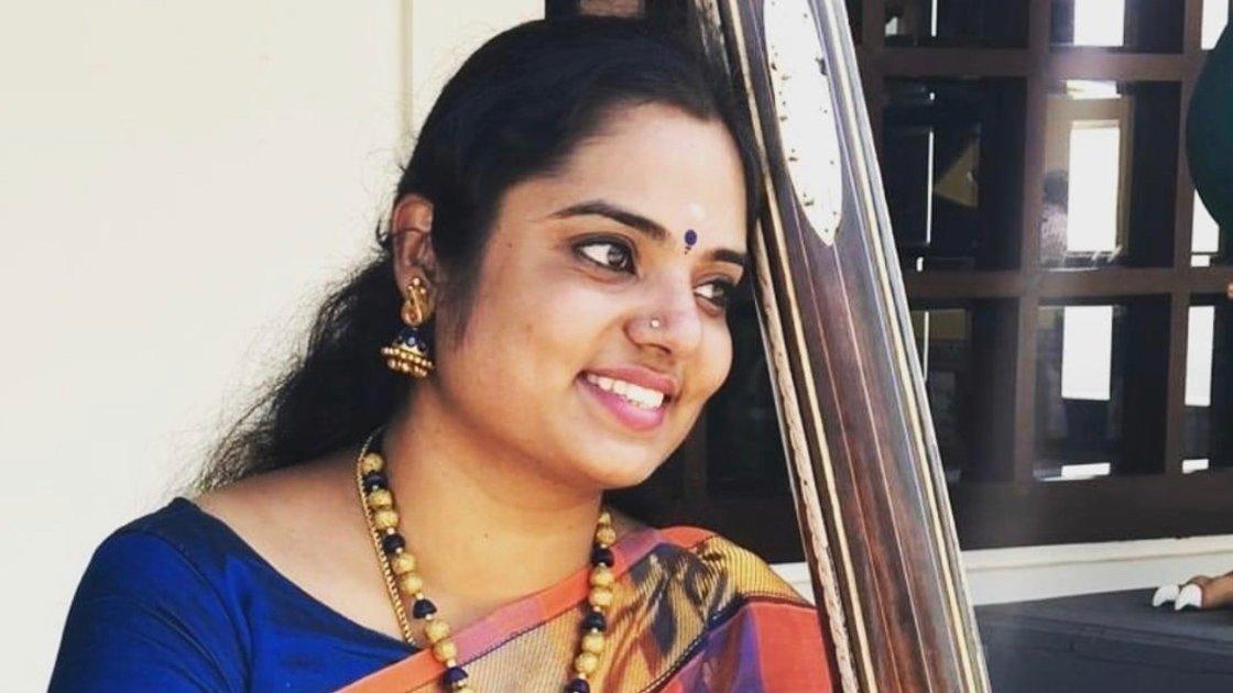 Navaratri Day 4: Vidya Kalyanaraman