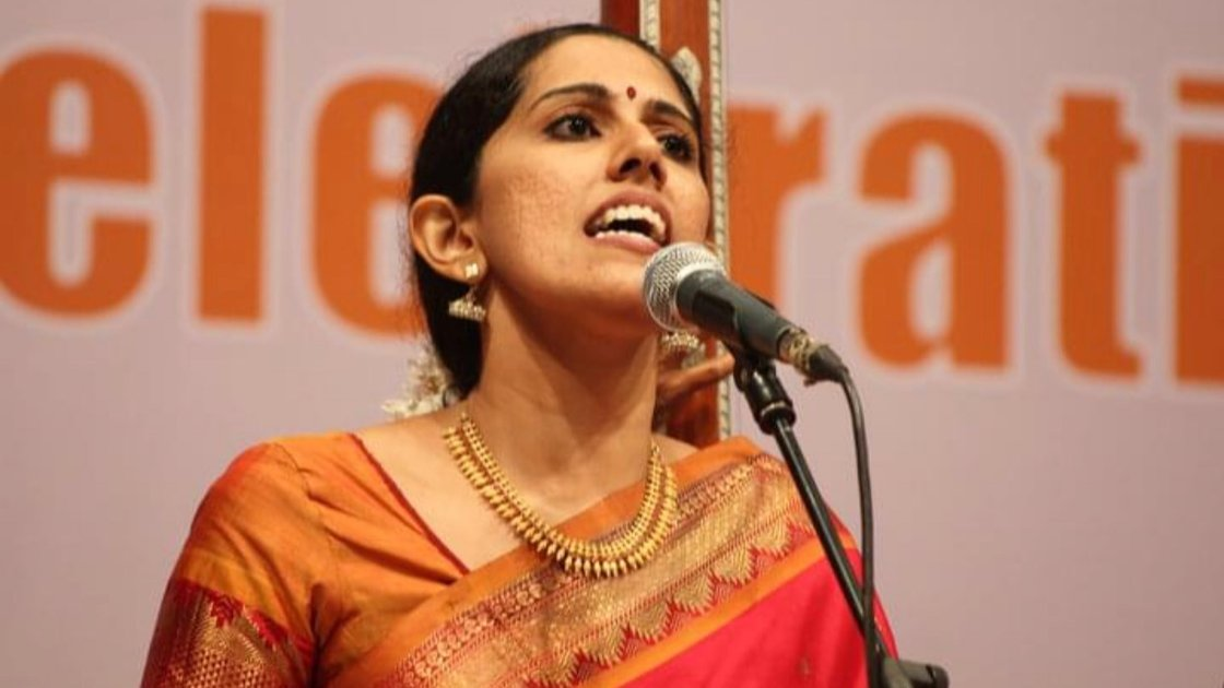 Navaratri Day 5: Amritha Murali