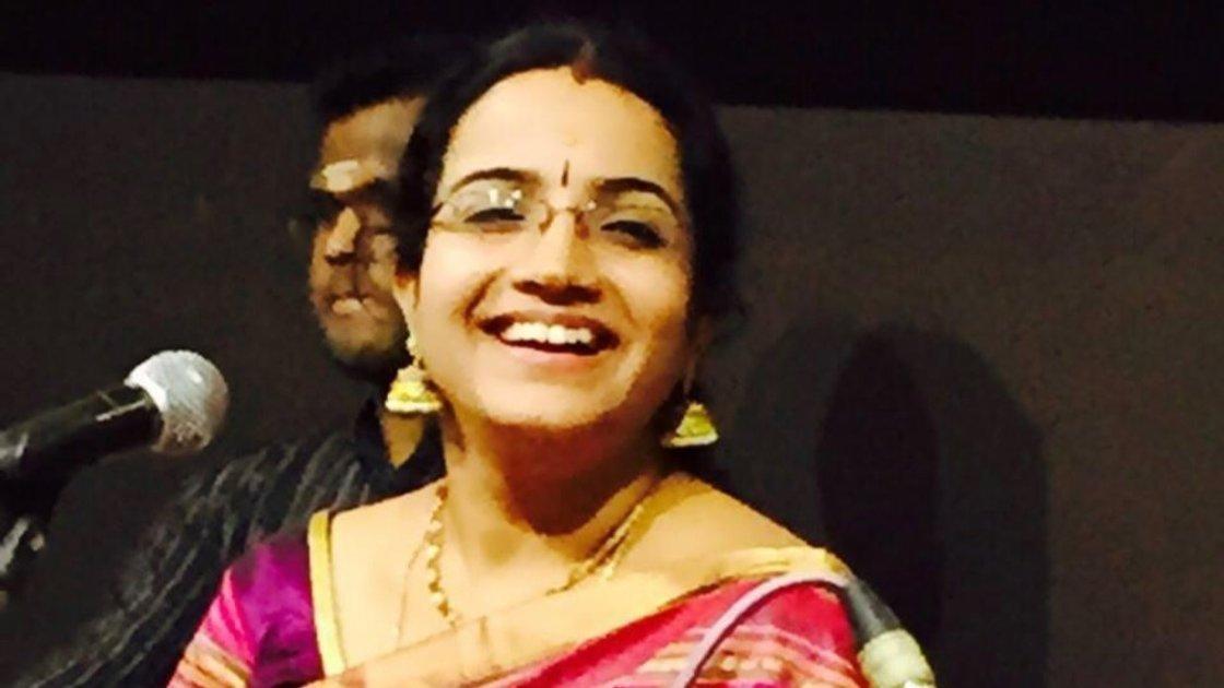 Navaratri Day 6: Vasudha Ravi