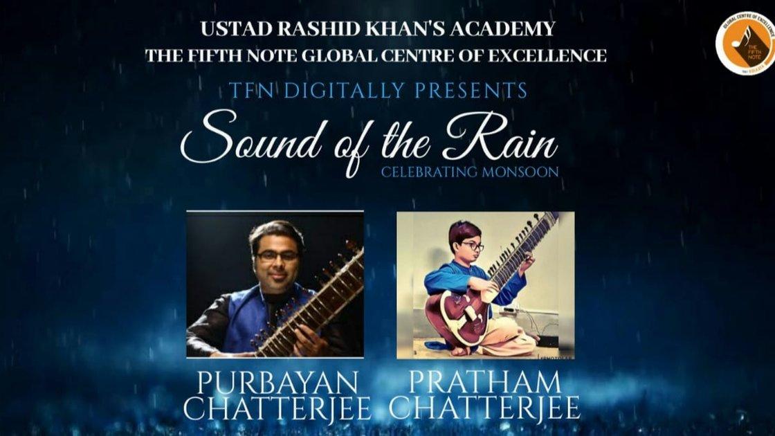 Ustad Rashid Khan Academy & Dhroopad Inc  Presents the Father Son Duo Purbayan Chatterjee & Parthopratim Chatterjee