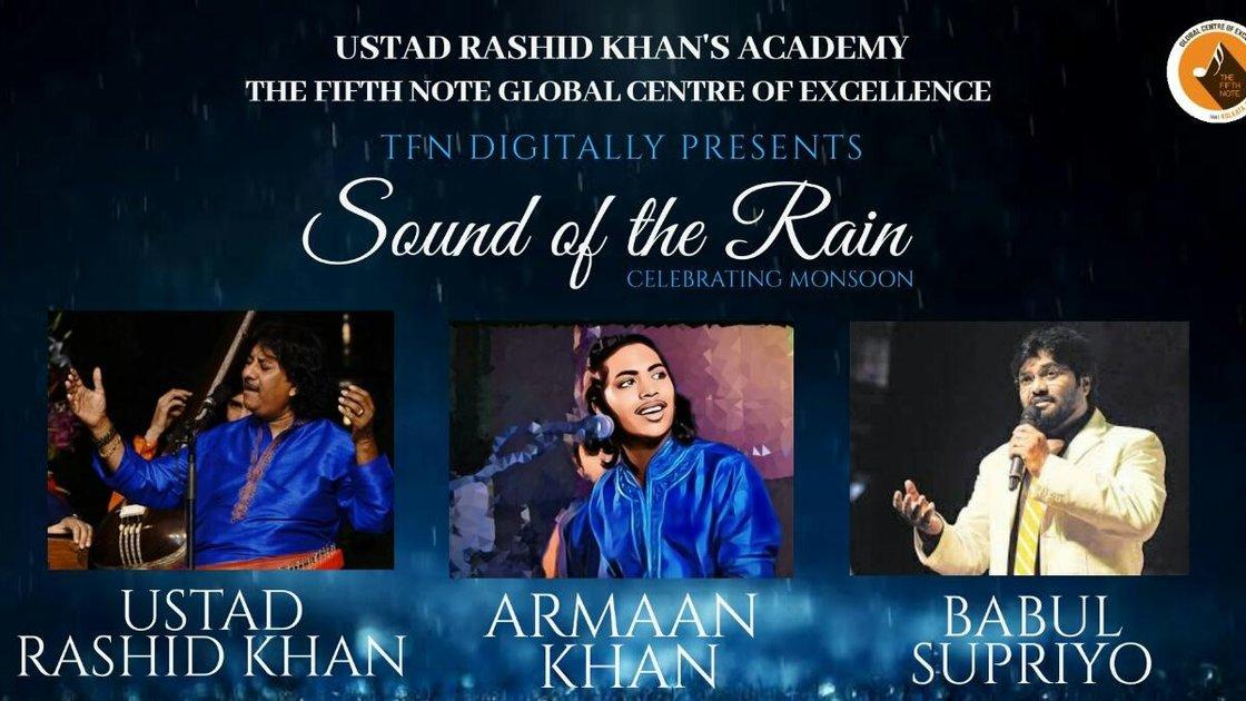 Dhroopad presents Ustad Rashid Khan & Armaan Khan with a special appearance by  Shri Babul Supriyo