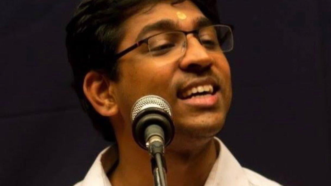 Navaratri Day 9: Palghat Ramprasad