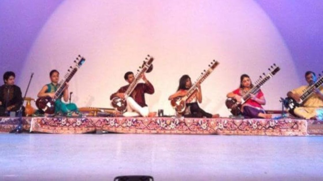 Winter '21 (Jan-March) Sitar Class - Skype