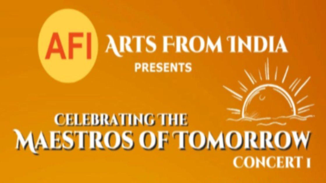 Celebrating the Maestros of Tomorrow: Part 1