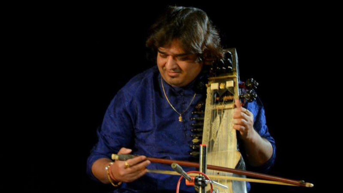 Sarangi Lesson Online with Pankaj Mishra