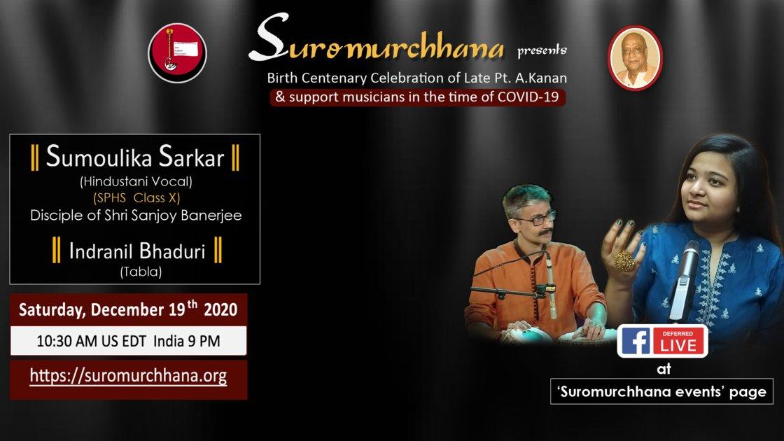 Nava Kalakar Series - Sumoulika Sarkar