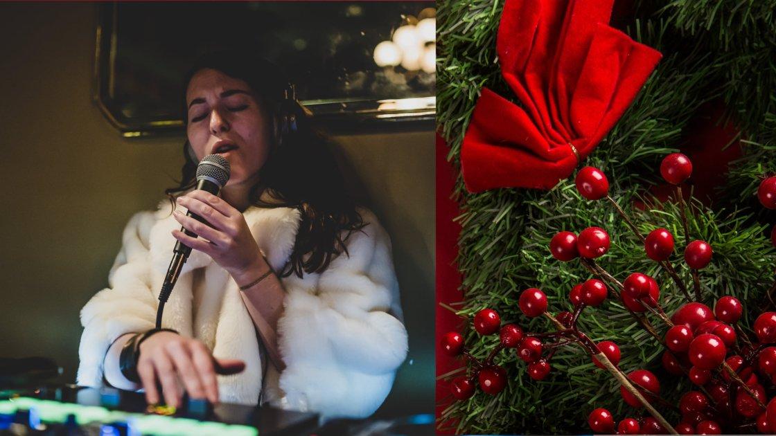 Christmas Eve Caroling with Catori