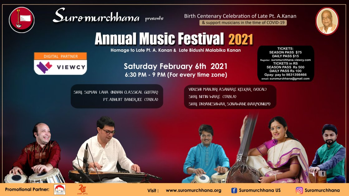 Session 1 - Annual Music Festival 2021