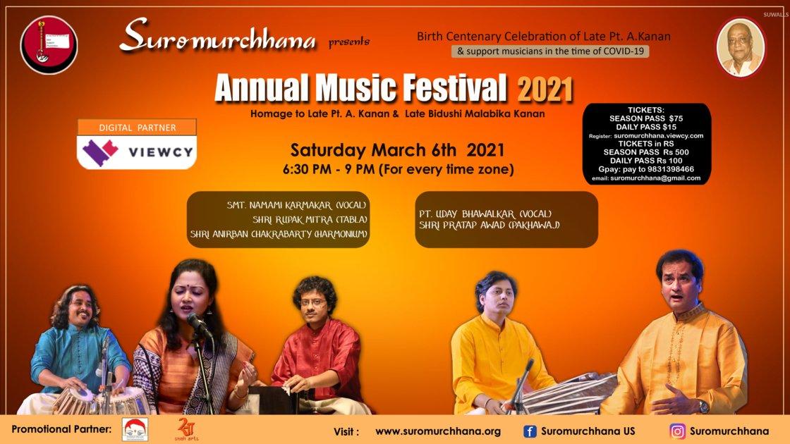 Session 5 - Annual Music Festival 2021