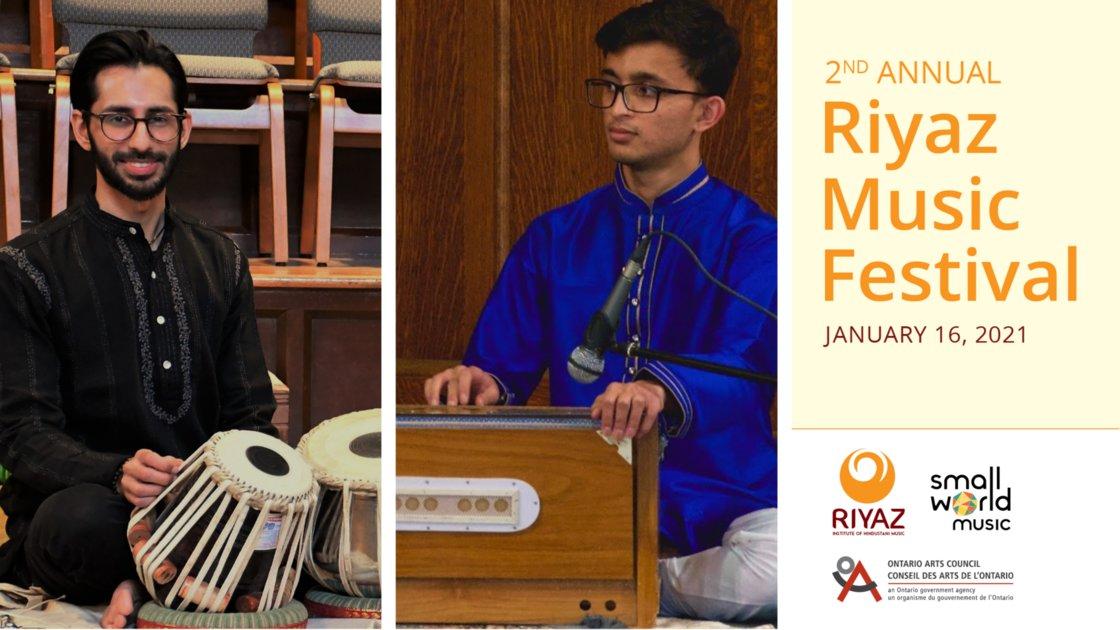 Live: Vibhas Vatve and Abbas Janmohamed Day 1 Annual Riyaz Music Festival