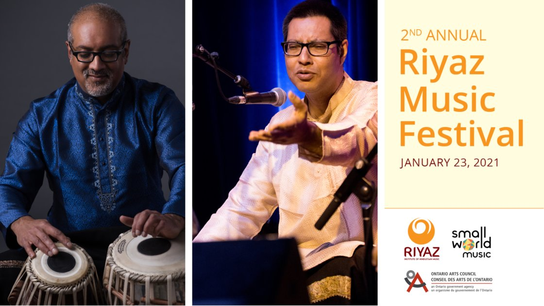 Live: Shirshendu Mukherjee and Ravi Naimpally Day 2 Annual Riyaz Music Festival