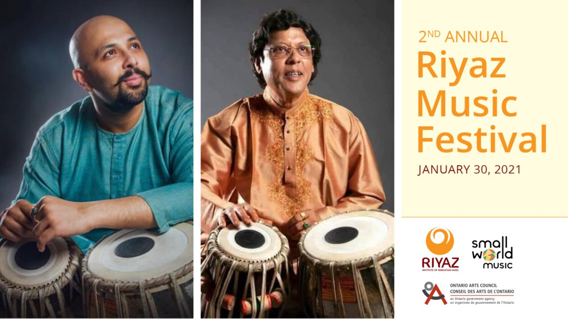 Live: Pandit Anindo Chatterjee and Anubrata Chatterjee Day 3 Annual Riyaz Music Festival