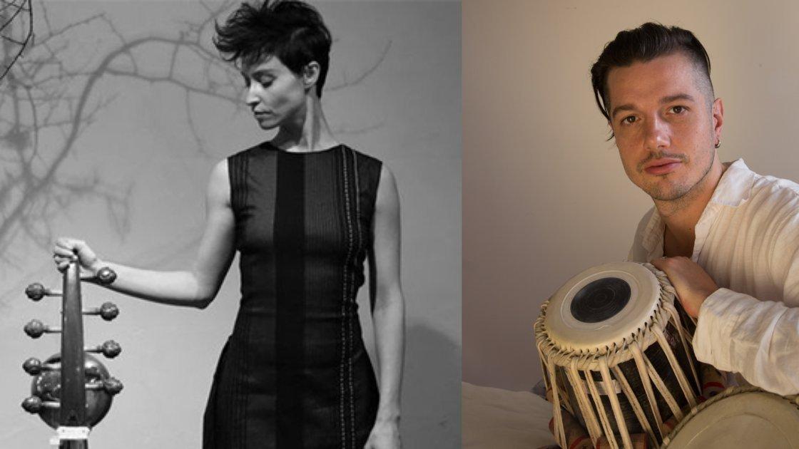 Hindustani Classical Music Recital with Ehren & Camila