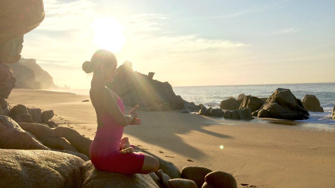 A Yogic Prayer for Peace: Vinyasa & Visionary Meditation