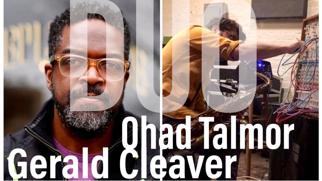 Gerald Cleaver-Ohad Talmor Turning Knobs Duo