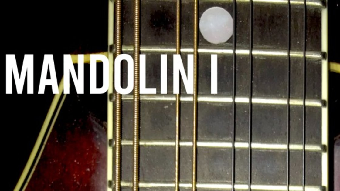Mandolin I - Online Group Classes on Zoom with Ben Engel