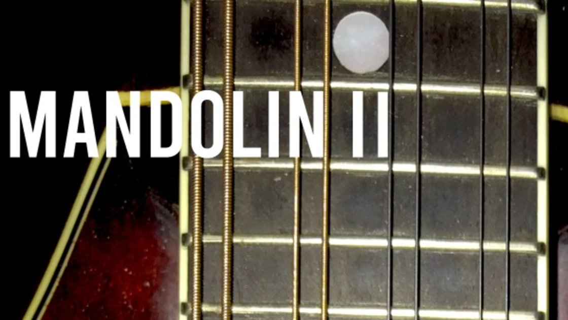 Mandolin II - Online Group Classes on Zoom with Ben Engel