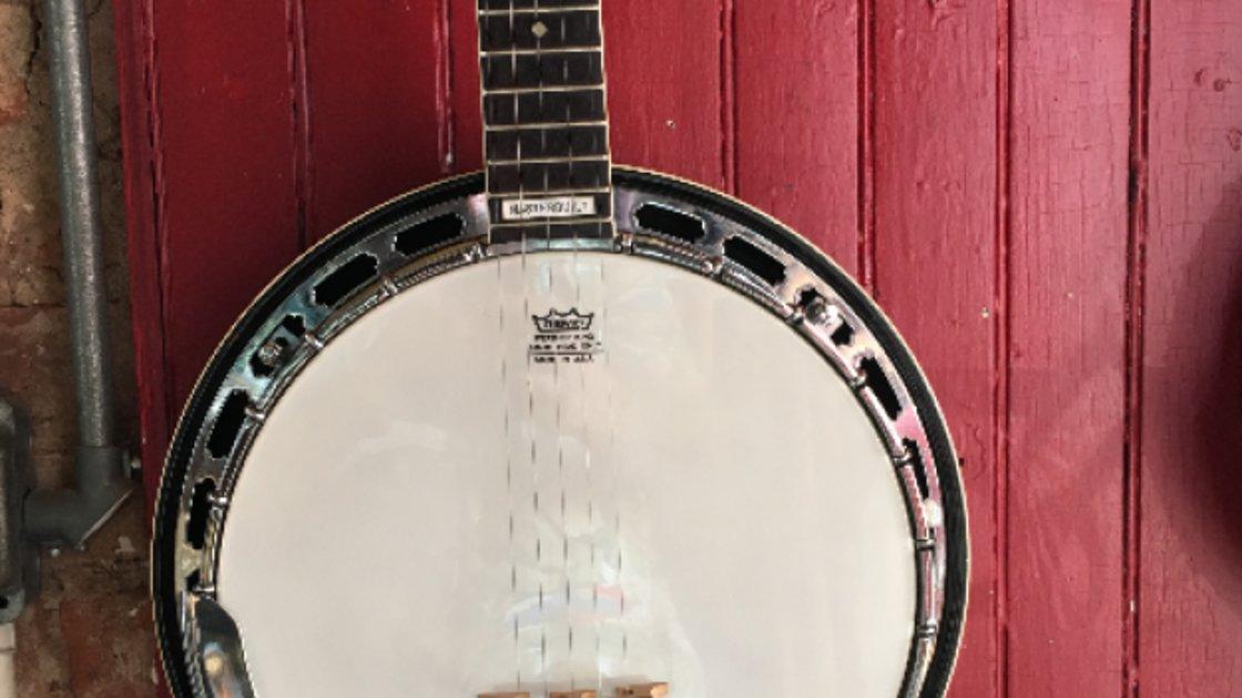 Private Banjo Lessons