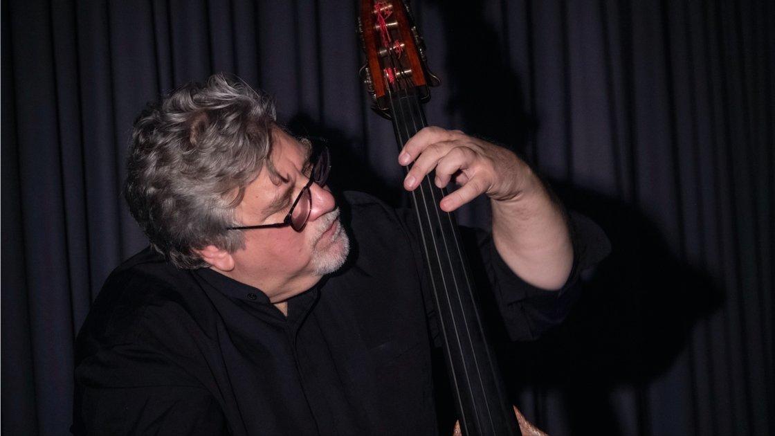 Michael Formanek Drome Trio