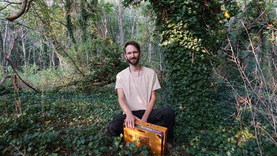 Sound Bath at Wild Birds with Alex Beckmann