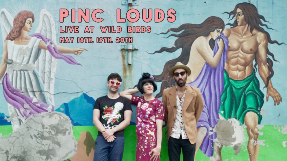 Pinc Louds at Wild Birds (Thursday Show)