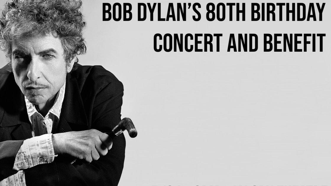 Bob Dylan's 80th Birthday