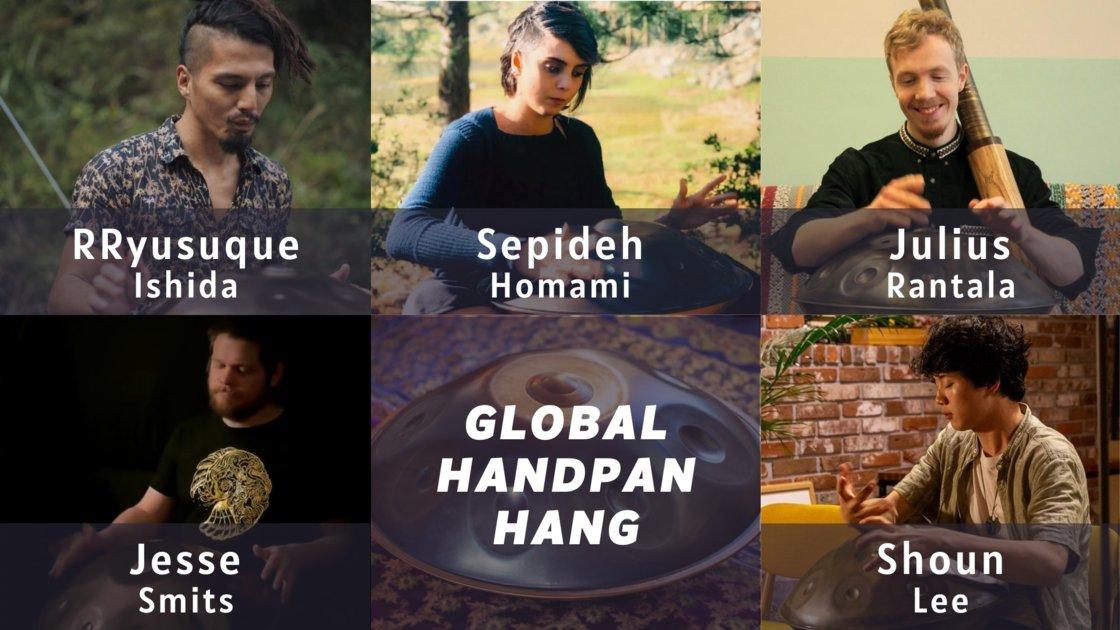 Global Handpan Hang: Session 2
