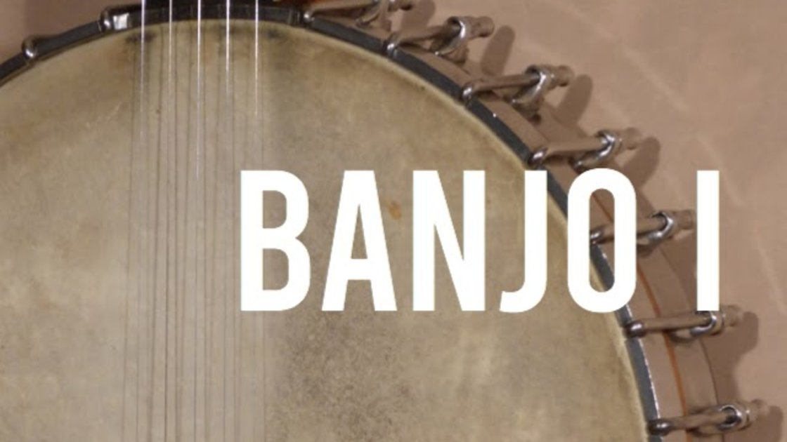 Banjo I - An 8 Week Class with Nick Throop on Zoom