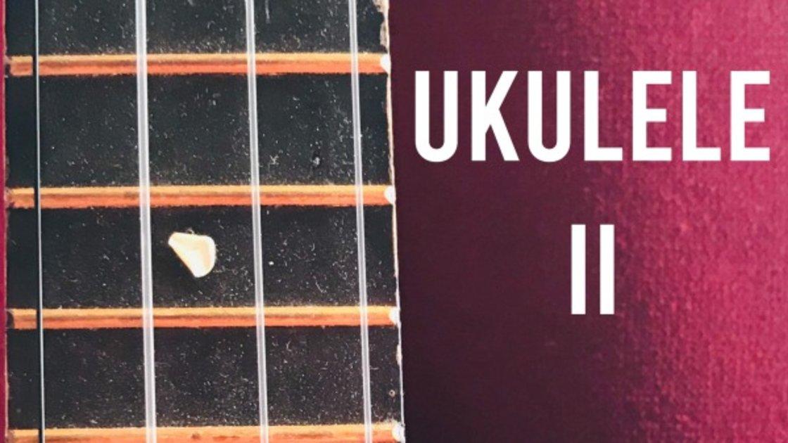 Ukulele II - An 8 Week Class with Doug Skinner on Zoom