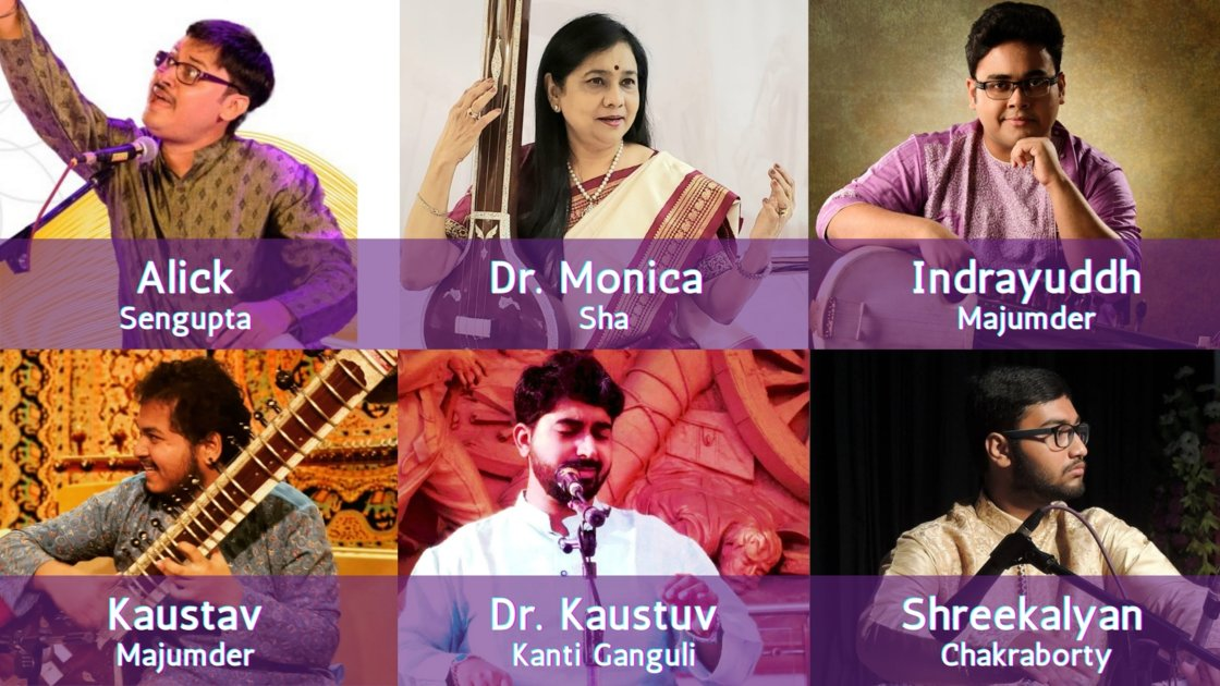 Thursday Evening Ragas: Artist curated session 11