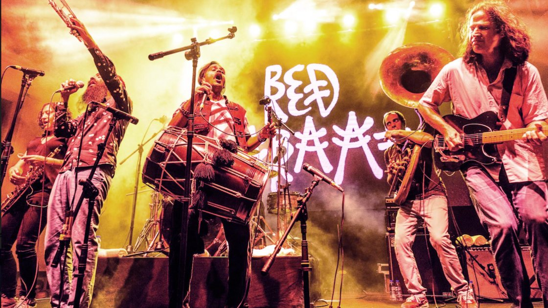 RED BARAAT 10pm