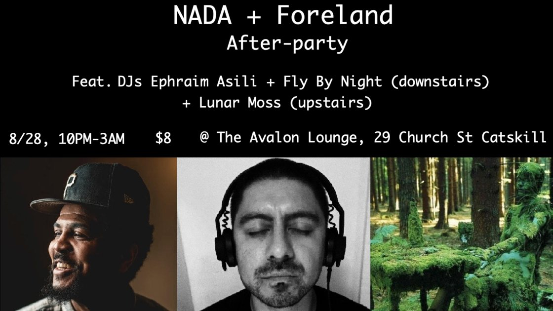NADA + Foreland After-Party