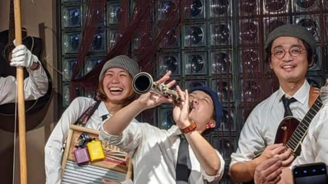 Jalopy Presents:  JAZZ JUG COUNTRY  STRING BANDS  from JAPAN!