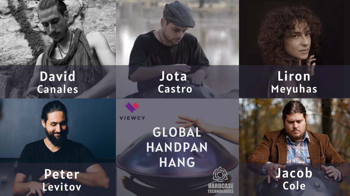 Global Handpan Hang: Session 5