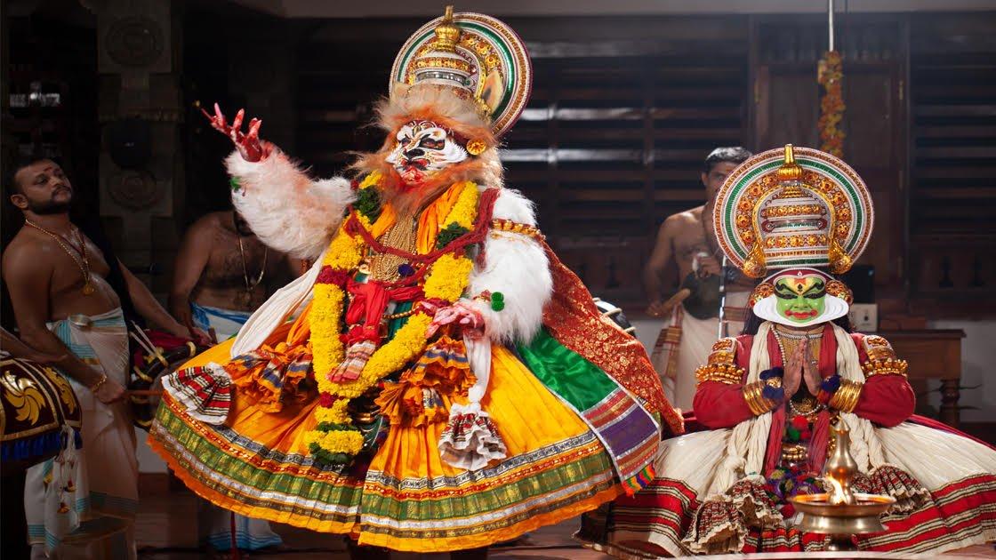 Decoding Kathakali - The Artful Storytellers
