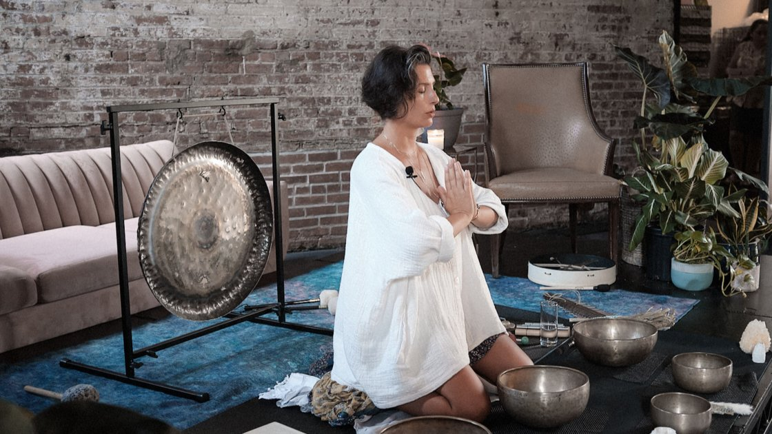"""Summer Awakening"" a Sound Meditation Journey"