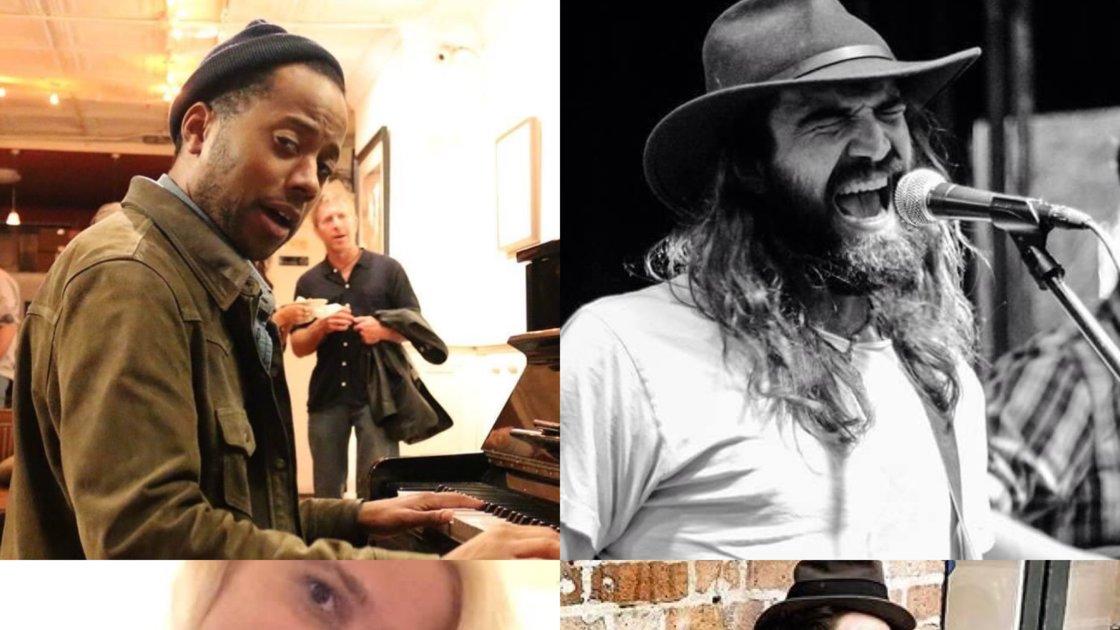Roots n Ruckus! Mimi Oz, Rashad Brown, Wolf Van Elfmand, Matt Rivers